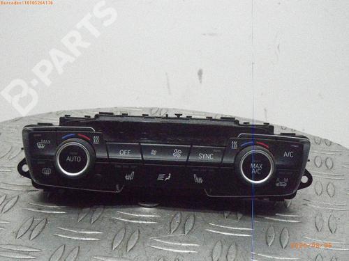Klimabedienteil BMW 2 Gran Tourer (F46) 218 d (150 hp) BMW: 64119371460