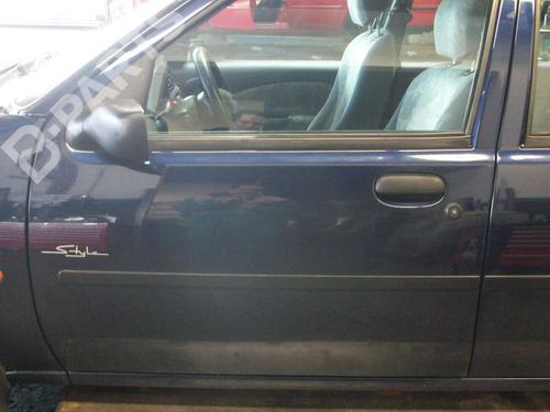 Left Front Door FIESTA IV (JA_, JB_) 1.3 i (60 hp) [1995-2002]  5316333