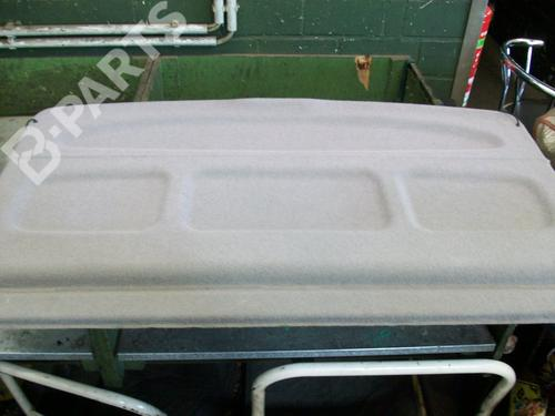 : FARBE: GRAU / OHNE SONNENNETZ / LEICHT AUSGEBLICHEN / ALLGEMEINE GEBRAUCHSSPUREN / Hattehylle XSARA PICASSO (N68) 1.8 16V (115 hp) [2000-2005]  5963304