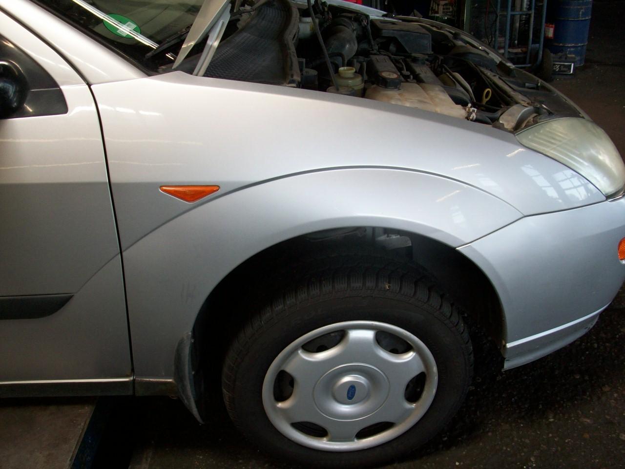 2000-2007 Ford Focus Hatchback Rear Wheel Arch Driver Side