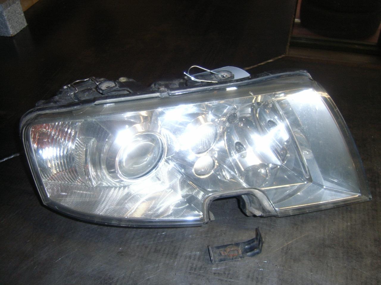 Right Headlight Skoda Superb I 3u4 1 9 Tdi B Parts