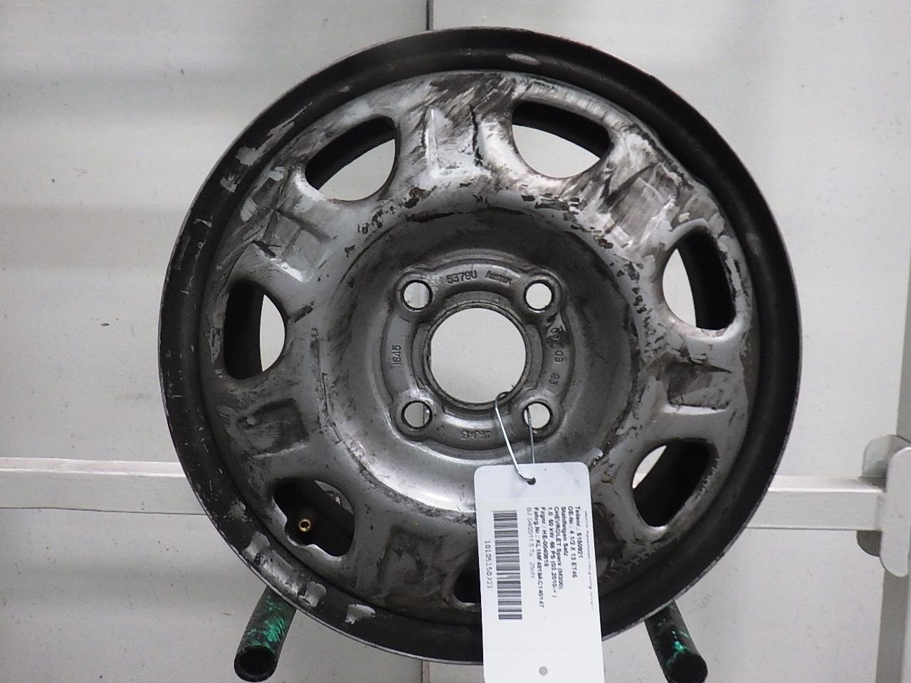 Jante Chevrolet Spark M300 1 0 4 1 2 X 13 Et45 1 Satz 4 Stuck B Parts