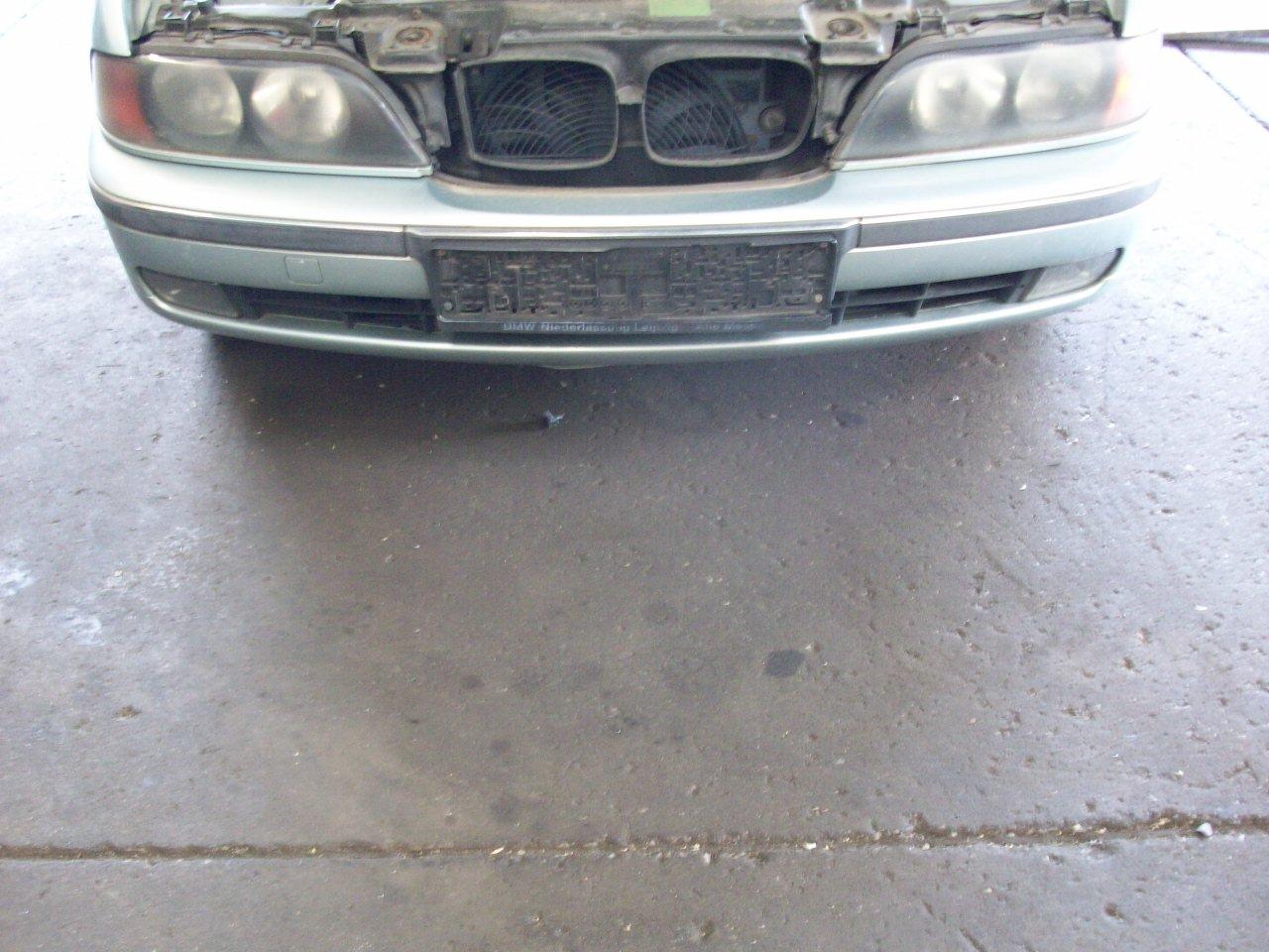 Front Bumper Bmw 5 Touring E39 523 I B Parts