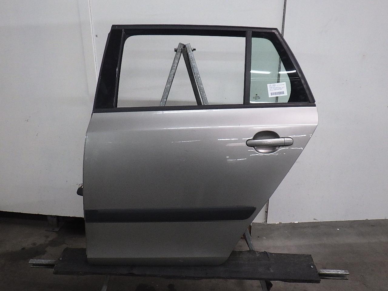 Skoda Fabia Mk2 2007-2015 Door Mirror Electric Black O//S Driver Right