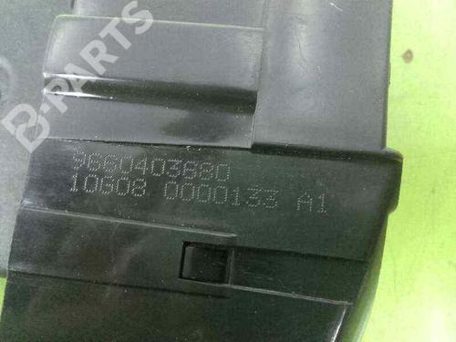 Bakluke lås CITROËN C4 Picasso I MPV (UD_) 1.6 HDi 9660403680 | 9660403680 | 20610308