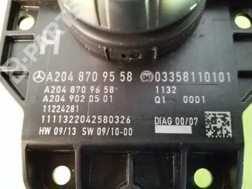 Mando MERCEDES-BENZ C-CLASS T-Model (S204) C 220 CDI (204.202) A2048709558A2049020501 10624413