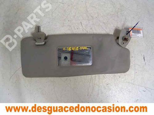 1056269   Right  Sun Visor FIESTA IV (JA_, JB_) 1.8 D (60 hp) [1995-2000]  1625241