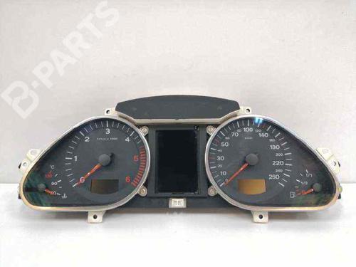 Cuadro instrumentos AUDI A6 (4F2, C6) 2.0 TDI (140 hp) 4F0920900N   503000730205  