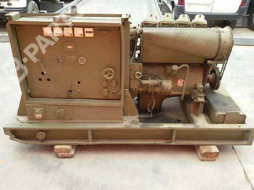 PLANTA  ELECTRICA   Motor 1 (E81)   3445800