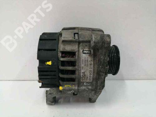 059903015G | 120A | SG12B025 | Generator A6 Avant (4B5, C5) 2.5 TDI (150 hp) [1997-2005] AFB 6121474