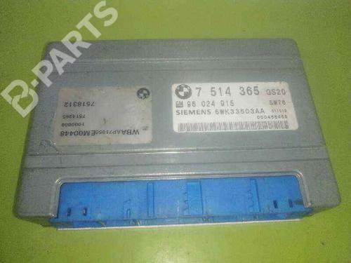 Steuergerät Automatikgetriebe BMW 3 Touring (E46) 320 d 7514365 | 96024915 | 7514365 | 20604938