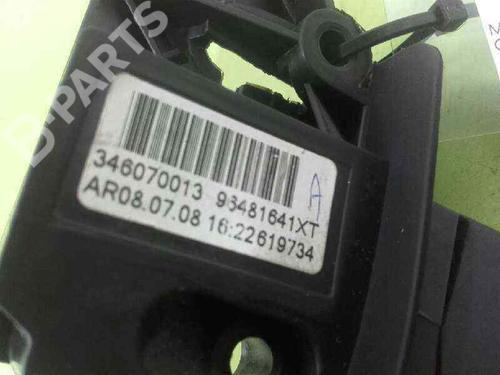 Spak kontakt CITROËN C4 Picasso I MPV (UD_) 1.6 HDi 96481641XT | LEVA SUBIDA MARCHA | 346070013 | 20609608