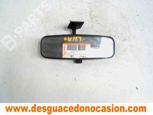 Rear View Mirror FIESTA III (GFJ) 1.8 D (60 hp) [1989-1995] RTD 1336486