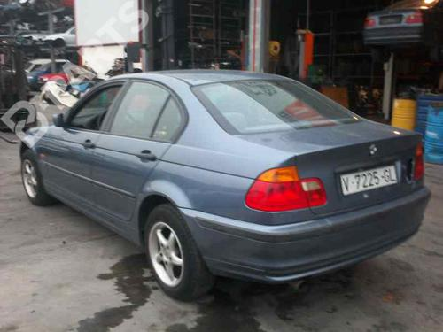 Bremslicht BMW 3 (E46) 316 i 63257219086   63258375495   30286445