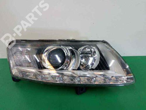 Right Headlight 4F0941030CP   1EL00992552   4F0941030CP   AUDI, A6 Allroad (4FH, C6) 3.0 TDI quattro(5 doors) (233hp), 2006-2007-2008 20503645