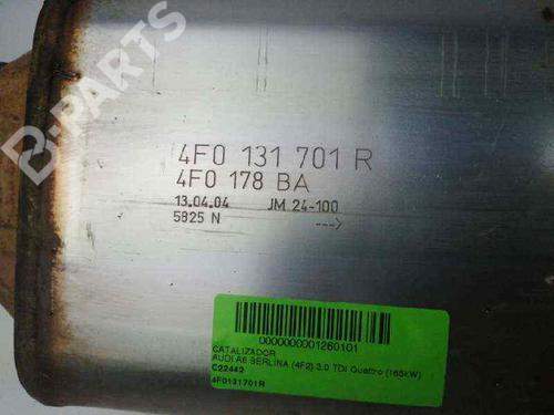 Catalizador AUDI A6 (4F2, C6) 3.0 TDI quattro 4F0131701R | 4F0178BA | 34471131