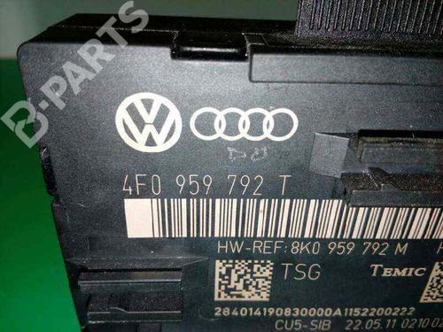 Module électronique AUDI A6 Allroad (4FH, C6) 3.0 TDI quattro 4F0959792T   8K0959792M   4F0959792T   20484642