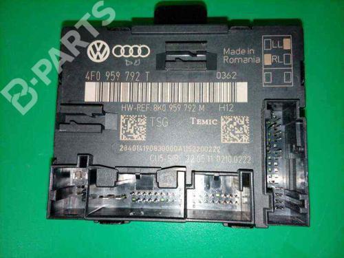 Module électronique AUDI A6 Allroad (4FH, C6) 3.0 TDI quattro 4F0959792T   8K0959792M   4F0959792T   20484646