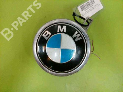 Puxador da tampa da mala BMW 1 (E87) 118 d 51247153173 | 20572900
