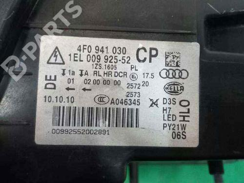 Right Headlight 4F0941030CP   1EL00992552   4F0941030CP   AUDI, A6 Allroad (4FH, C6) 3.0 TDI quattro(5 doors) (233hp), 2006-2007-2008 20503648