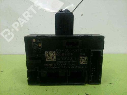 5Q4959593E | A2C7494650400 | Module électronique LEON (5F1) 1.4 TSI (150 hp) [2014-2021] CZEA 2803654