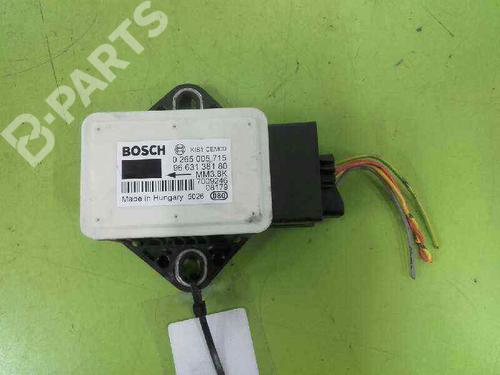 Elektronisk sensor CITROËN C4 Picasso I MPV (UD_) 1.6 HDi 9663138180 | ESP | 0265005715 | 20609720