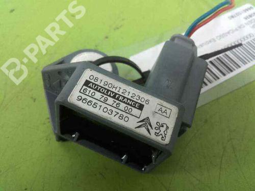 Elektronisk sensor CITROËN C4 Picasso I MPV (UD_) 1.6 HDi 9665103780 | 610797600 | 9665103780 | 20609847