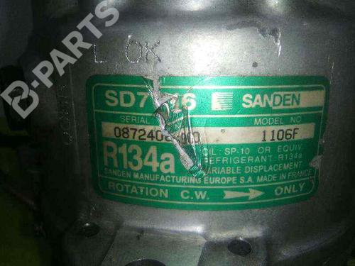 AC Kompressor CITROËN XSARA (N1) 1.9 TD 1106F | SD7V16 | 1106F | 20611264