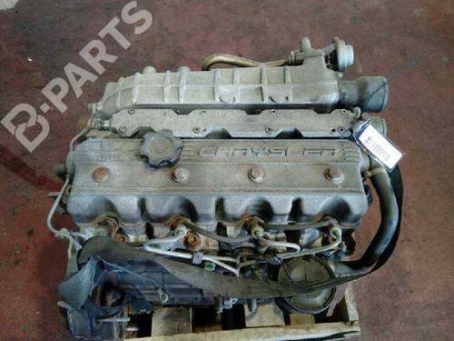 09B   Motor VOYAGER II (ES) 2.5 TD (118 hp) [1992-1995] 09B 1228202