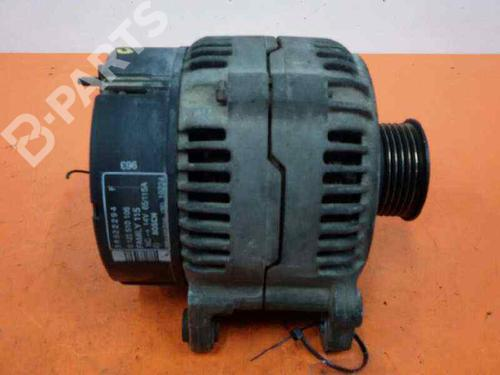 04727206 | 0123510106  115A | Alternador VOYAGER / GRAND VOYAGER III (GS) 2.5 TD (116 hp) [1995-2001]  1566273