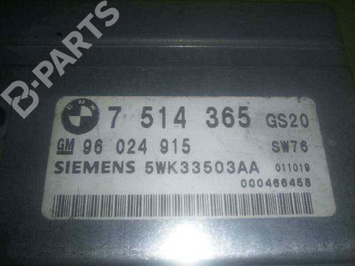 Steuergerät Automatikgetriebe BMW 3 Touring (E46) 320 d 7514365 | 96024915 | 7514365 | 20604945