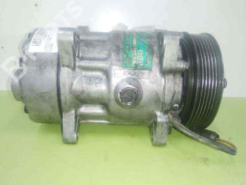 AC Kompressor CITROËN BERLINGO / BERLINGO FIRST MPV (MF, GJK, GFK) 2.0 HDI 90 (MFRHY) 9640486480 | 1227F | 20611047