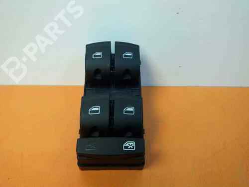 4F0959851 | Venstre Foran elrute bryter A3 Sportback (8PA) 2.0 TDI 16V (140 hp) [2004-2013]  1323061