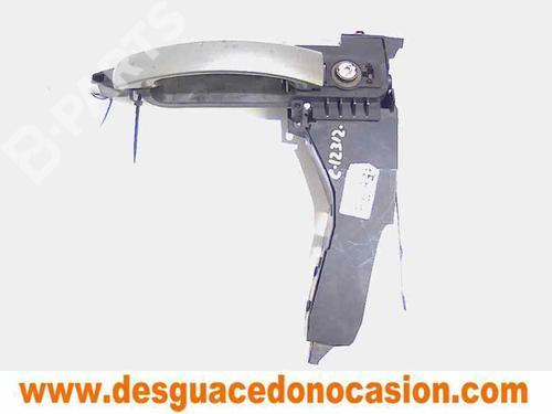 1448122 | Maneta exterior delantera derecha MONDEO III (B5Y) 2.0 16V TDDi / TDCi (115 hp) [2000-2007] D6BA 1624369