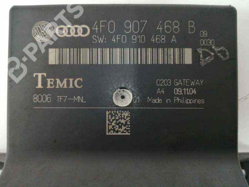 Modulo electronico AUDI A6 (4F2, C6) 2.0 TDI (140 hp) 4F0907468B  