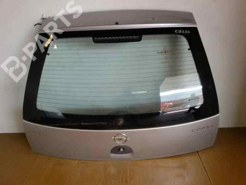 Bakluke CC/Kombi-Kupé CORSA C (X01) 1.0 (F08, F68) (58 hp) [2000-2003] Z 10 XE 228154