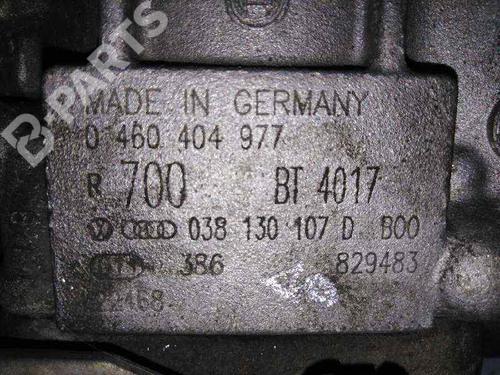 Bomba inyeccion SEAT TOLEDO II (1M2) 1.9 TDI 038130107D | 0460404977 | 42805613