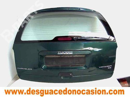 Tampa da Mala VOYAGER / GRAND VOYAGER III (GS) 2.5 TD (116 hp) [1995-2001]  230304