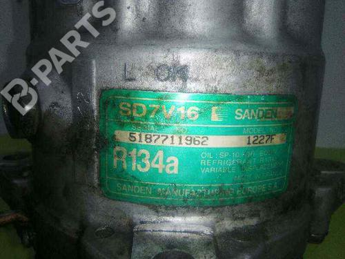 AC Kompressor CITROËN BERLINGO / BERLINGO FIRST MPV (MF, GJK, GFK) 2.0 HDI 90 (MFRHY) 9640486480 | 1227F | 20611051