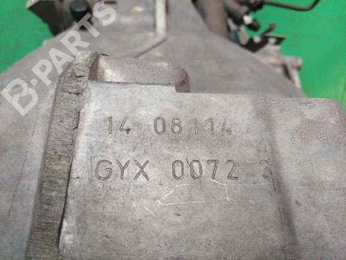 Manuel gearkasse AUDI A6 (4F2, C6) 2.0 TDI GYX | 34466226