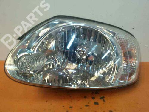 RPD | Left Headlight ACCENT III (MC) 1.5 CRDi GLS (110 hp) [2005-2010]  269476