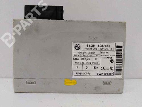 61356987184   5WK49135A   Módulo eletrónico 3 Coupe (E92) 335 i (306 hp) [2006-2013] N54 B30 A 7250780