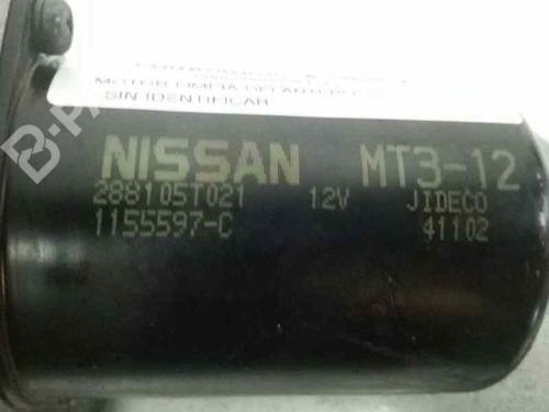 Motor limpia delantero MERCEDES-BENZ E-CLASS (W210) E 320 (210.055) 288105T021 | 1155597C | 288105T021 | 18947362