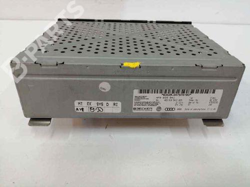 Sistema audio AUDI A6 (4F2, C6) 2.0 TDI (140 hp) 4F0035541   BE6352  