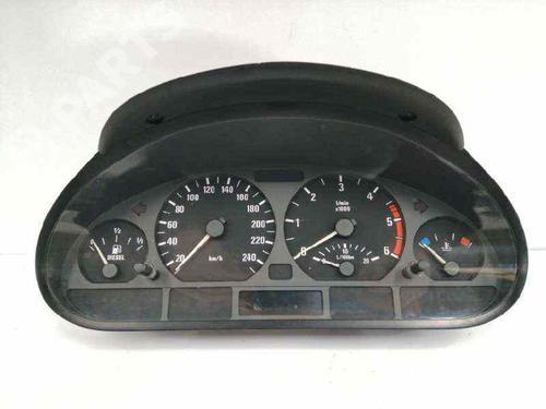 62116906884   0263606265   Kombiinstrument 3 (E46) 320 d (136 hp) [1998-2001] M47 D20 (204D1) 6580372