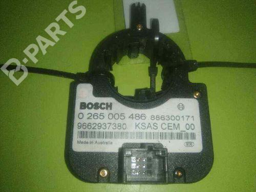 Elektronisk sensor CITROËN C4 Picasso I MPV (UD_) 1.6 HDi 9662937380 | 0265005486 | 9662937380 | 20609645