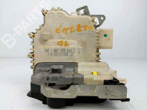 8K0839016C | Højre bagtil lås A4 (8K2, B8) 2.0 TDI (136 hp) [2007-2015] CJCB 7158686