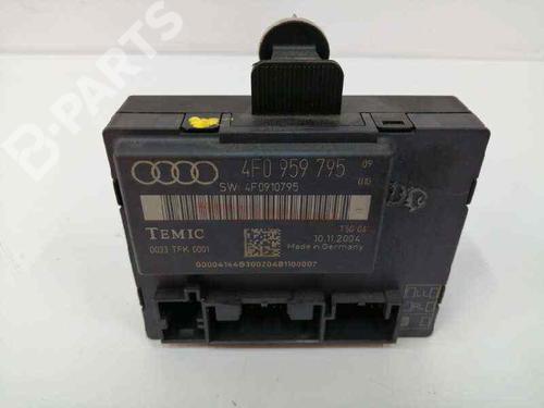 Modulo electronico AUDI A6 (4F2, C6) 2.0 TDI (140 hp) 4F0959795  