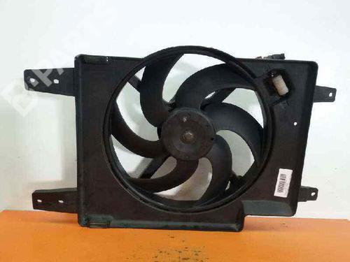 0060628041 | Ventilateur radiateur 156 (932_) 1.6 16V T.SPARK (932.A4, 932.A4100) (120 hp) [1997-2005]  1547531