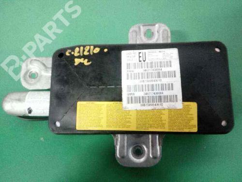 348217438084 | Højre gardin airbag 3 (E46) 320 d (150 hp) [2001-2005]  3275047